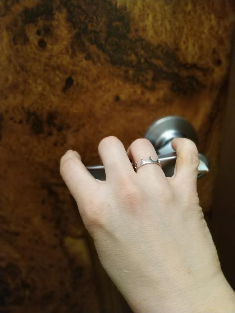 Очень красивое и простое кольцо