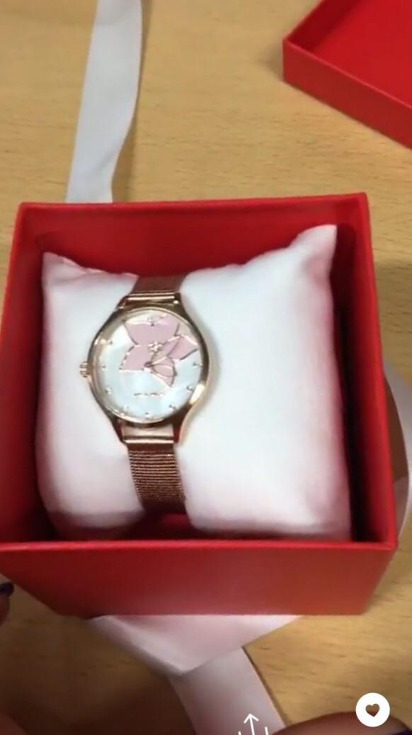 Очень красивые часы !