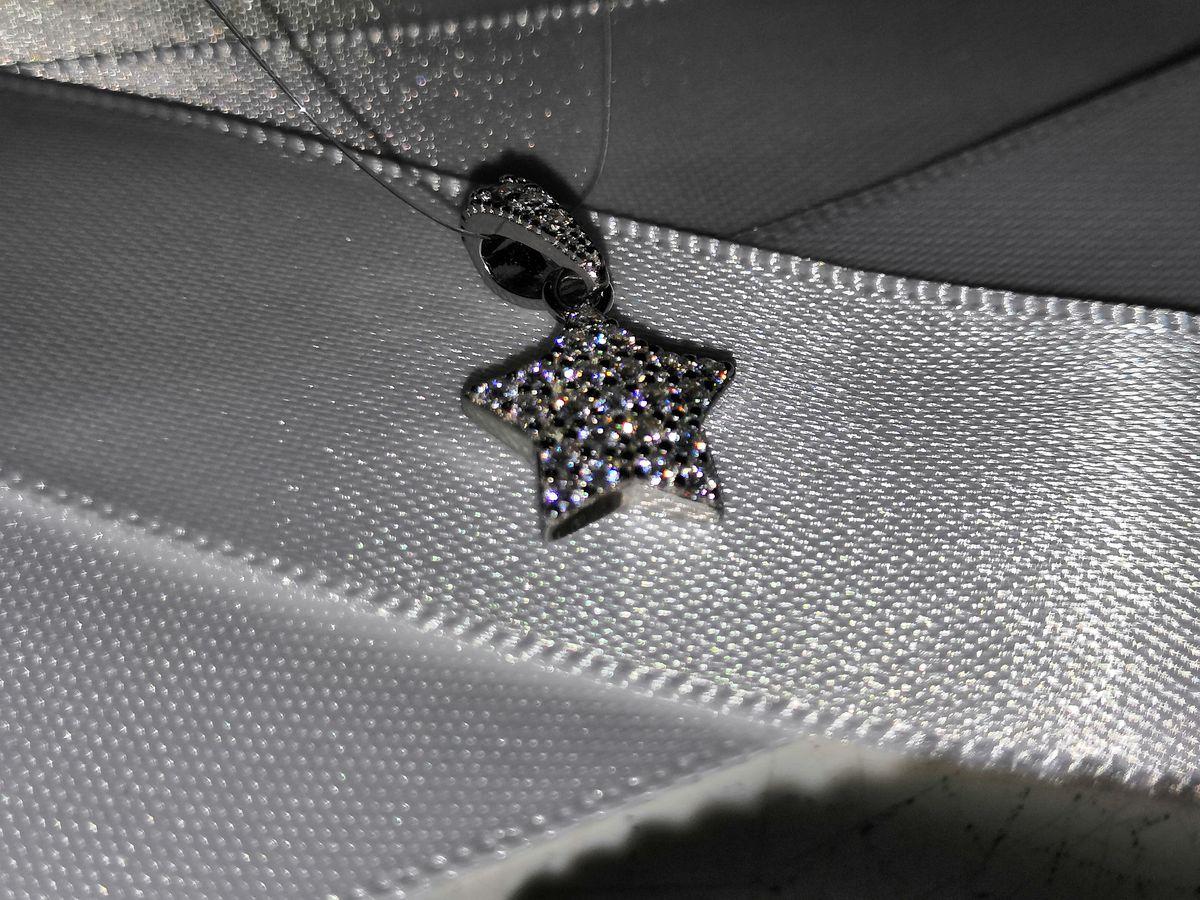 Очаровательная звёздочка