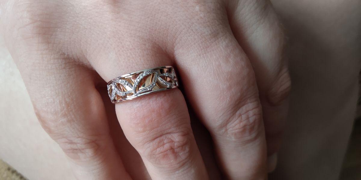 Цена прелесть...кольцо Шок