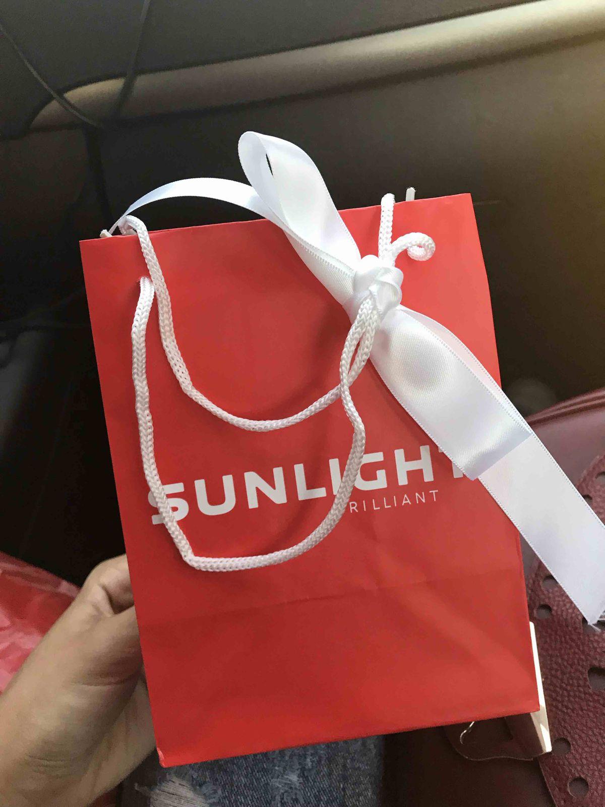 Подарок.  .
