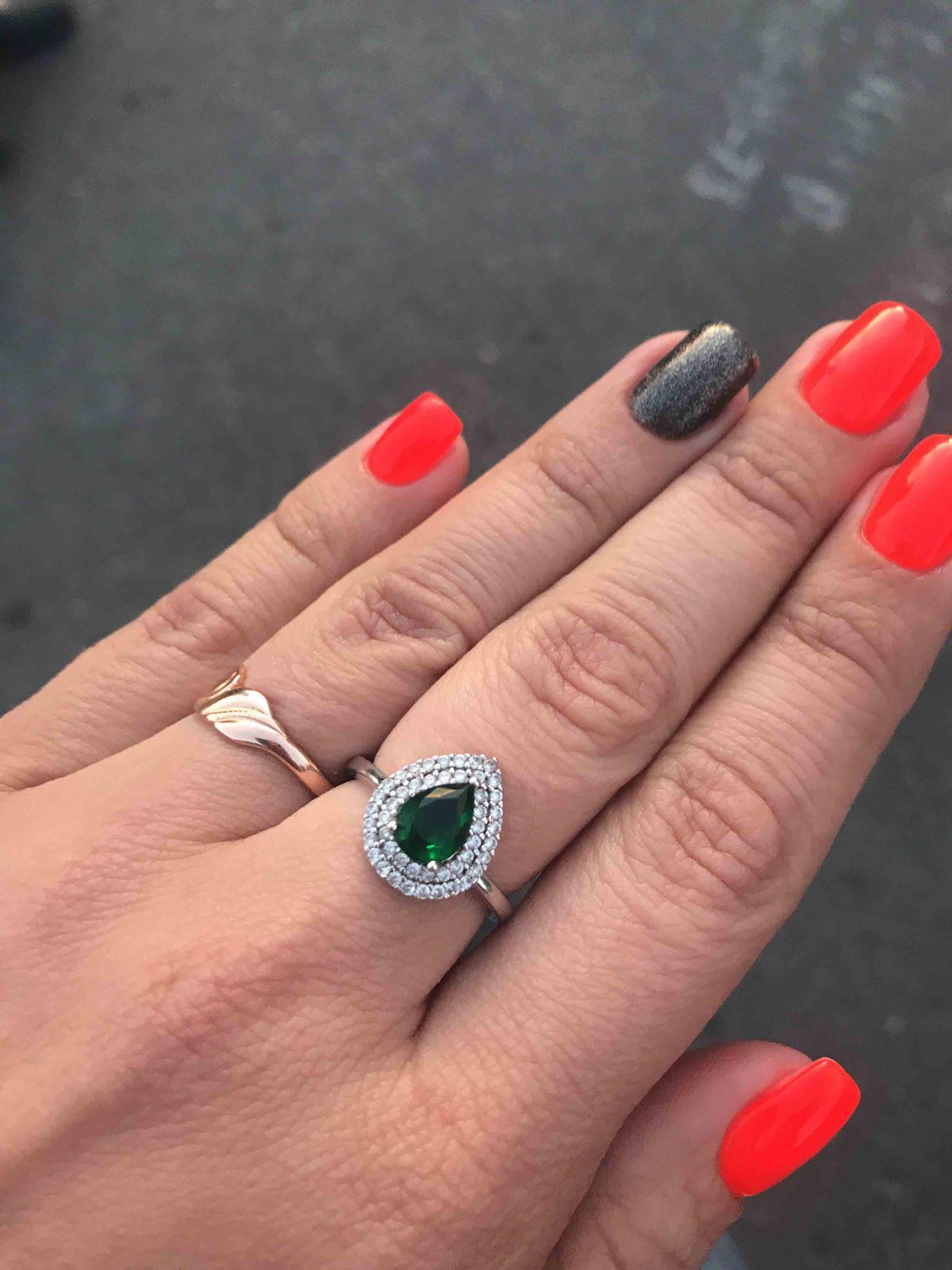 Потрясенное кольцо
