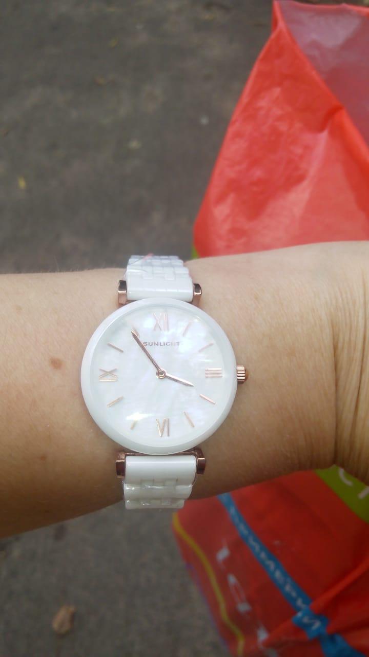 Стильные и лаконичные часы