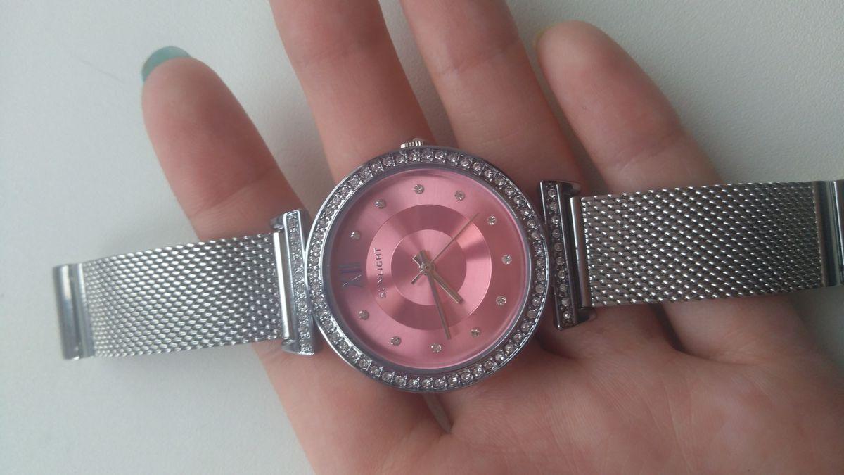 Часы красивые, но...