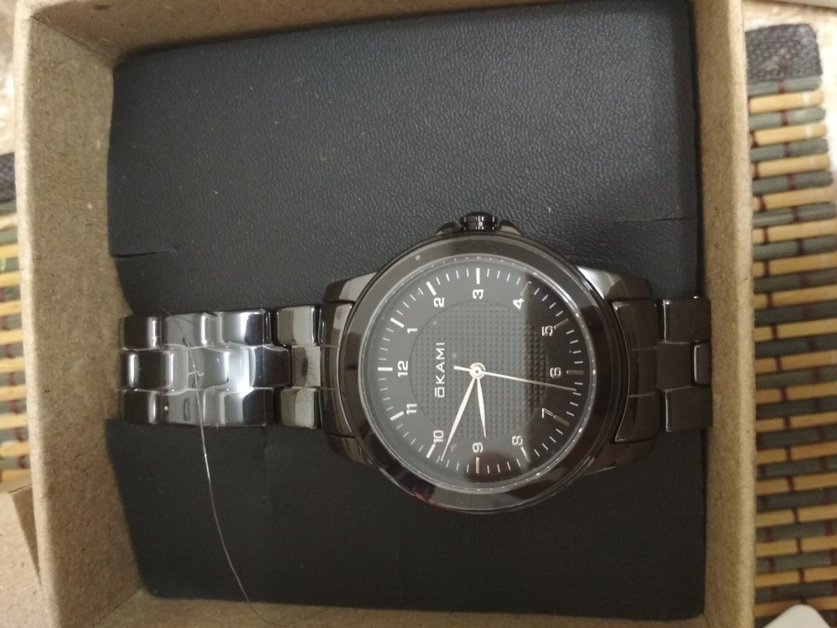Часы от Okami