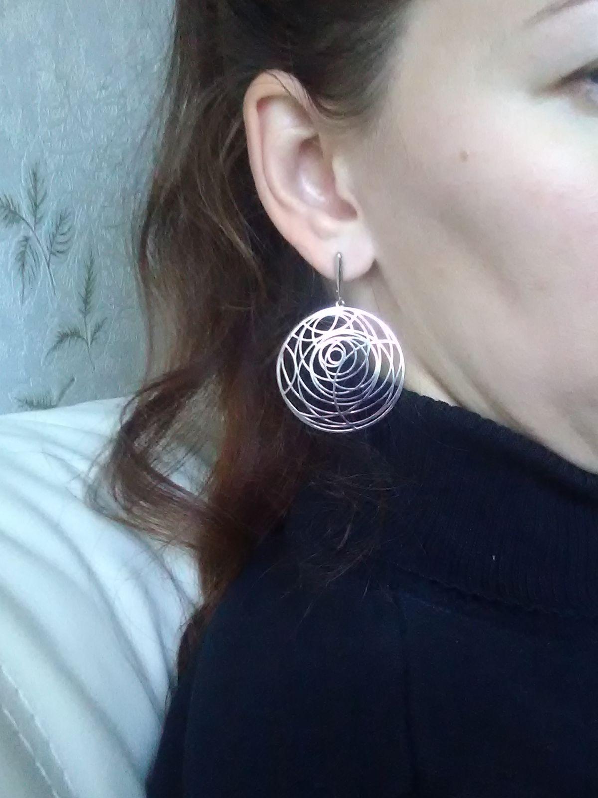 Серебряная паутинка