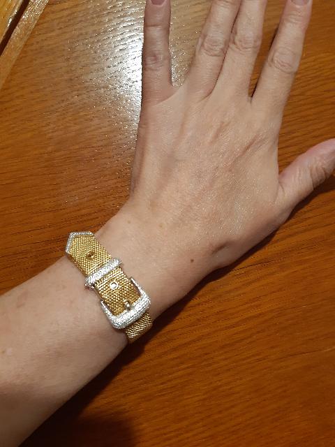 Необычный стильный браслет!