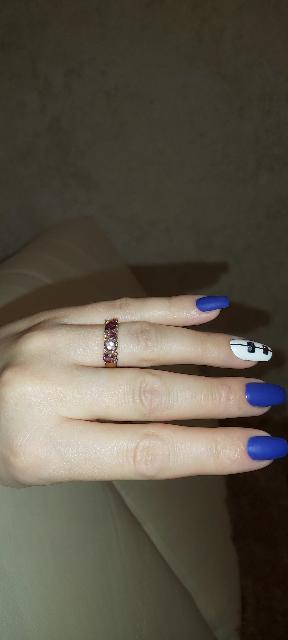 Крутое кольцо.