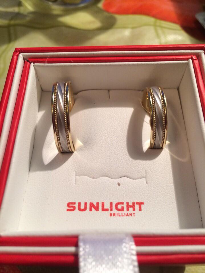 Идеальные обручальные кольца
