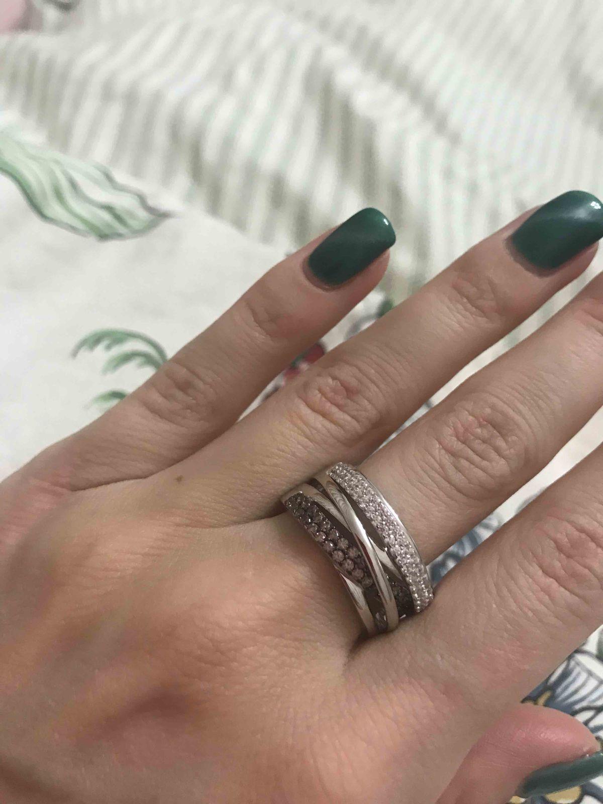 Кольцо маме в подарок