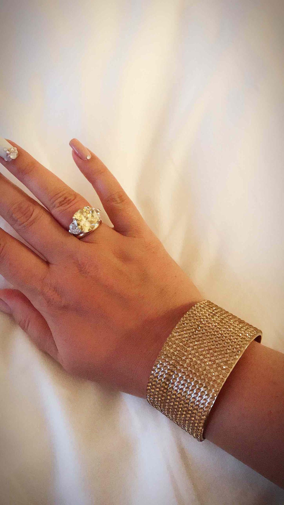 Самое шикарное кольцо