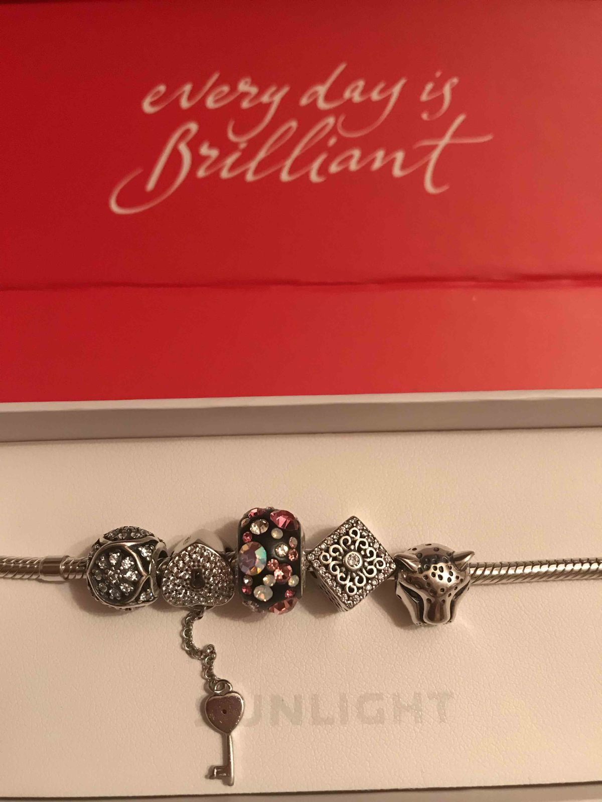 Идеальный браслет.