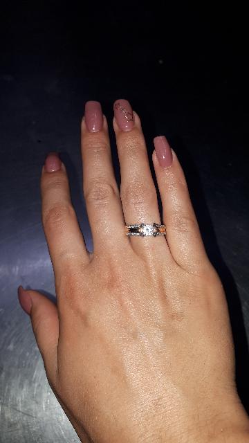 Оооочень красивое кольцо